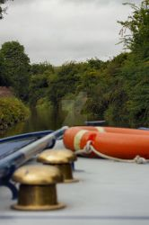 Canal Bells and float by Lunapic