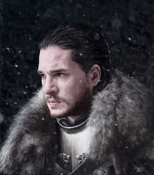 King in the North by Acolnahuacatl