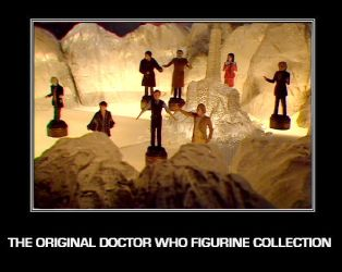 The original Doctor Who Figurine Collection by DoctorWhoOne