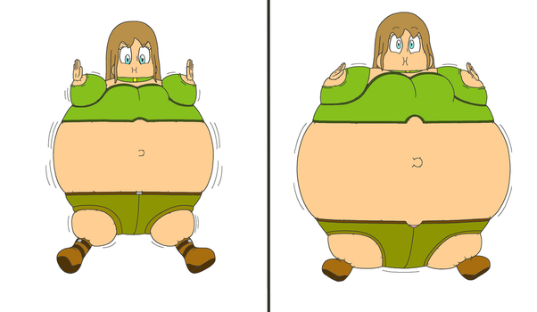 Helen inflation sequence (colored) pt 2 by Montyclan