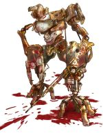 Blood bot by popia