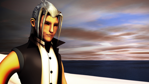 Young Xehanort close-up by TheRPGPlayer