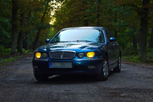 Rover 75 by FLYP93