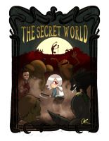 The secret World by Poticceli