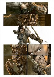 One issue 1 page 32 by qualano