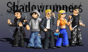 Shadowrunners by Saurus