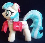 SOLD MLP Coco Pommel Plush By Ponypassions by ponypassions