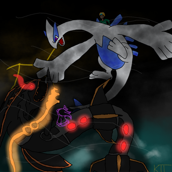 Finished Collab with KanusTheTrainer by StriekerXL-MC-Gaming