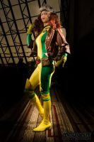 X-Men's Southern Belle by Sheikahchica