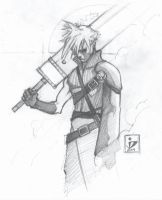 Reckoning of Cloud by arsenalgearxx