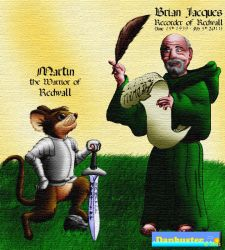 For the Annals of Redwall by DCLeadboot