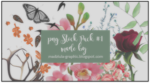 PNG'S STOCK PACK #1 by madziula-graphic