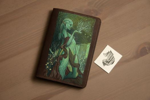 Yet another one DragonAge passport cover by eiphen