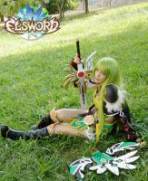 ELWORD Rena nw shall we start? by LilituhCosplay