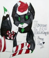 Happy Holidays from Foz! by Foziz105