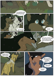 Wolf's Destiny-Page 79 by Itrakat