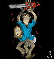 The Evil Dead by DrFaustusAU