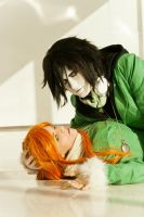 Ulquiorra Cifer Valentines Outfit 1 by hizsi