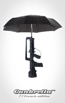 Gunbrella French Edition by this-is-ADAMANTOS