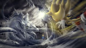 Perfect Chaos (Sonic Adventure) by ZliDe