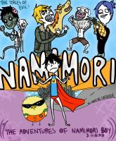 THE ADVENTURES OF NAMIMORI BOY by annit-the-conqueror