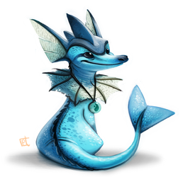 Day 597. Kanto 134 by Cryptid-Creations