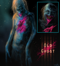 Old Ghost by cinemamind
