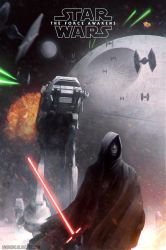 Star Wars - Fanart Poster by Androno25