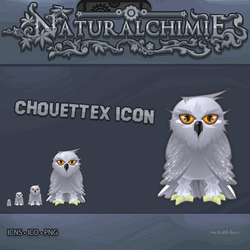 Chouettex Icon by HelloMrBen