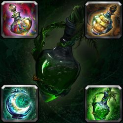 Potion Icons by IosifChezan
