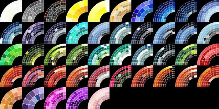 Color Scales Pickers for Artrage by SchweizerArts