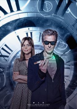 Doctor Who - Titan Comics: Twelfth Doctor #2.1 by willbrooks