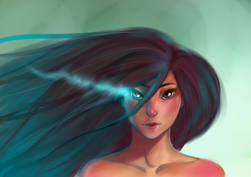 Painting/Coloring study by dorien94