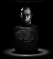 Lincoln Burrows Sculpture by belief2