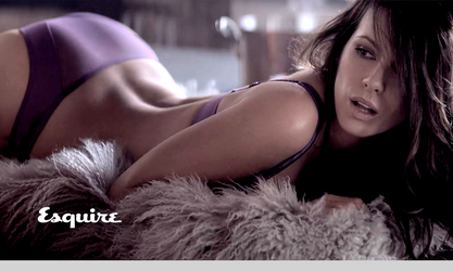 Kate Beckinsale Esquire Wallpaper by ankieter69