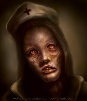 Nurse by monstergandalf