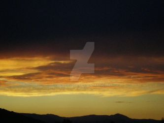 Arizona Sunset by debbie2008