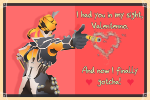 Mesa - Valentines card by AnkeLive