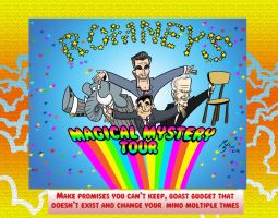 Romney's Magical Mystery Tour by RizzleG