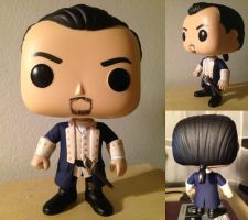 Alexander Hamilton Custom Funko Pop by Haari