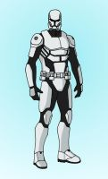 Stormtrooper Redesign by Elayem