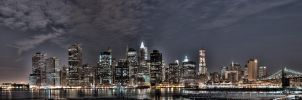 Lower Manhattan 2010-01-24 by sp1te
