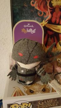 Itty bitty digimon: ladydevimon by ladydevilman