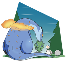 PKMNation - Time to Eat by Rika35