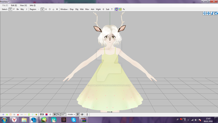 She have a dress now yay by 000WendyTyan000