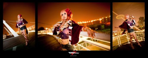 Sheryl Nome:Seek the Heartbeat by Astellecia