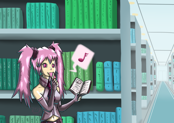 library food by Apotheosi