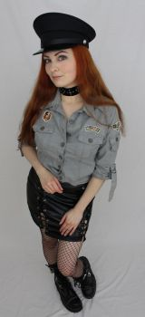 Military Mistress 15 by Amarie-Tinuviel