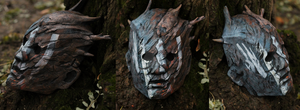 Dead by Daylight game Wraith mask by Creoharry