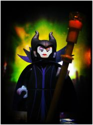Maleficent by guyver